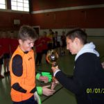 Gminny Turniej Piłki Nożnej Halowe